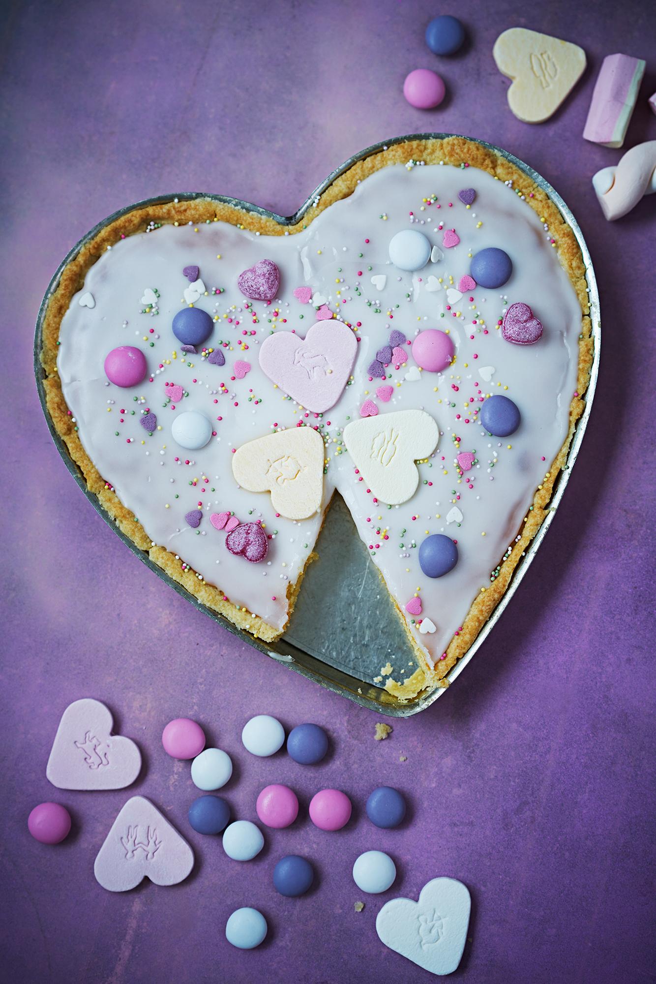 Expressen Baka med lakrits, choklad & godis